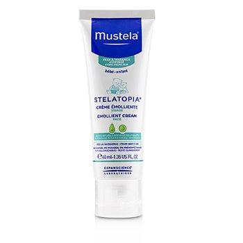 Stelatopia Emollient Cream For Face - Anti-Redness Action (40ml/1.35oz)