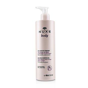 Nuxe Body Melting Shower Gel - For All Skin Types (400ml/13.5oz)