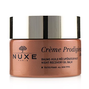 Creme Prodigieuse Boost Night Recovery Oil Balm - For All Skin Types (50ml/1.7oz)