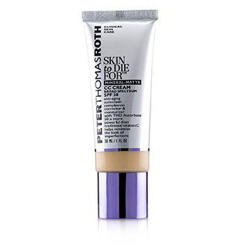 Skin to Die For Mineral Matte CC Cream SPF 30 - #Medium (Exp. Date 05/2020) (30ml/1oz)