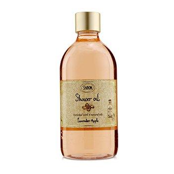 Shower Oil - Lavender Apple (Plastic Bottle) (500ml/17.59oz)