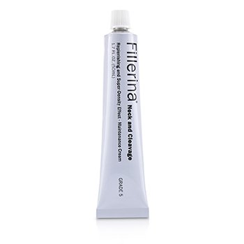 Neck & Cleavage Replenishing & Super-Density Effect - Maintenance Cream - Grade 5 (50ml/1.7oz)