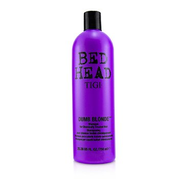 Bed Head Dumb Blonde Shampoo (For Chemically Treated Hair) (750ml/25.36oz)