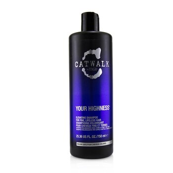 Catwalk Your Highness Elevating Shampoo (For Fine, Lifeless Hair) (750ml/25.36oz)