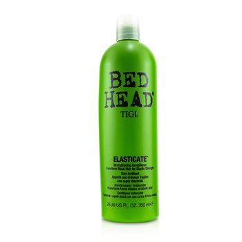 Bed Head Elasticate Strengthening Conditioner (Transform Weak Hair For Elastic Strength) (750ml/25.36oz)