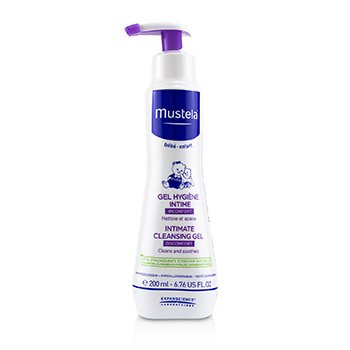 Intimate Cleansing Gel - Cleanses & Soothes (200ml/6.76oz)