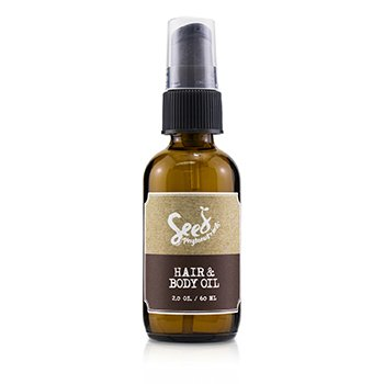 Hair & Body Oil (For Especially Dry Hair and Skin) (60ml/2oz)