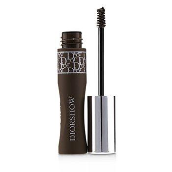 Diorshow Pump N Brow - # 002 Dark Brown (5ml/0.17oz)