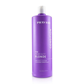 The Perfect Blonde Purple Toning Conditioner (1000ml/33.8oz)