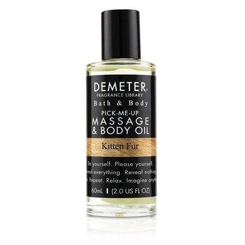 Kitten Fur Massage & Body Oil (60ml/2oz)