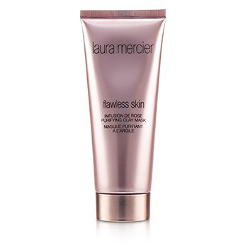 Flawless Skin Infusion De Rose Purifying Clay Mask (75g/2.5oz)