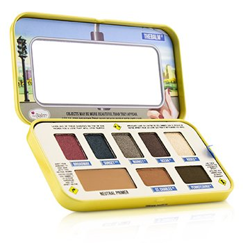 Autobalm Shadows On The Go Palette (1x Eye Primer, 7x Eyeshadow) - # Pic Perf (6.7g/0.23oz)