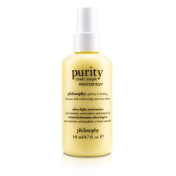Purity Made Simple Ultra-Light Moisturizer (141ml/4.7oz)
