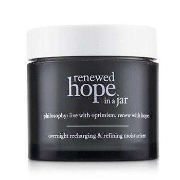 Renewed Hope In A Jar Overnight Recharging & Refining Moisturizer (60ml/2oz)