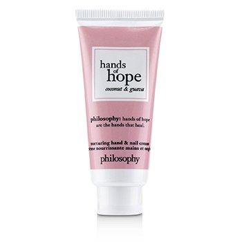 Hands of Hope Nurturing Hand & Nail Cream - Coconut & Guava (30ml/1oz)