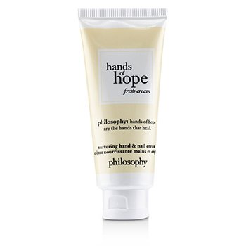 Hands Of Hope Fresh Cream Nurturing Hand & Nail Cream (30ml/1oz)