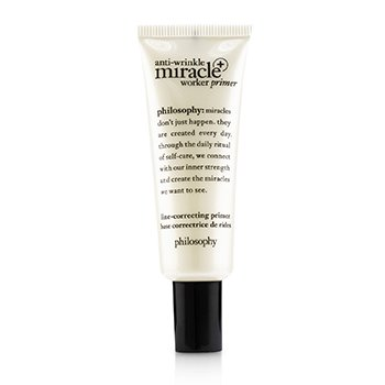 Anti-Wrinkle Miracle Worker Primer+ Line-Correcting Primer (27ml/0.9oz)