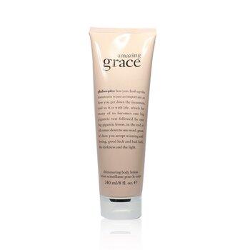 Amazing Grace Shimmering Body Lotion (240ml/8oz)