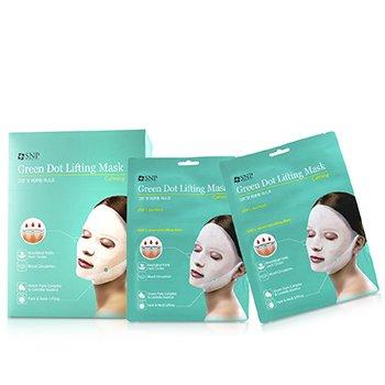 Green Dot Lifting Mask (Calming) (20pcs)