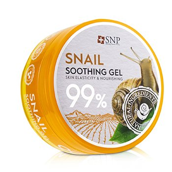 99% Snail Soothing Gel (Skin Elasticity & Nourishing) (300g/10.58oz)