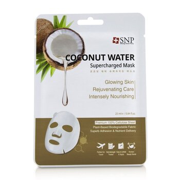 Coconut Water Supercharged Mask (Nourishing Shine) (10x25ml/0.84oz)