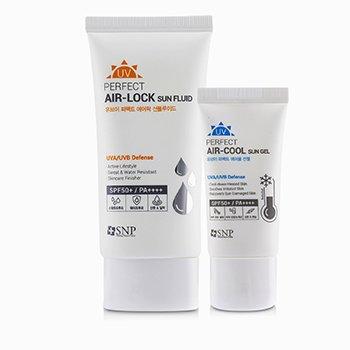 UV Perfect Air-Lock SPF 50+ Sun Fluid (UVA/UVB Defense) (50ml/1.69oz)