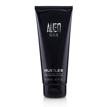 Alien Man Hair And Body Shampoo (200ml/6.7oz)