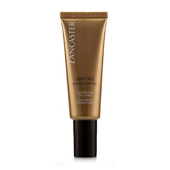 Sun 365 Instant Self Tan Self Tanning Gel Cream (Golden Tan - Face) (50ml/1.6oz)