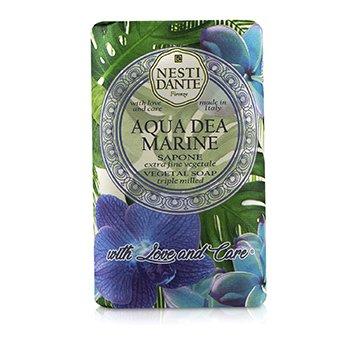 Triple Milled Vegetal Soap With Love & Care - Aqua Dea Marine (250g/8.8oz)
