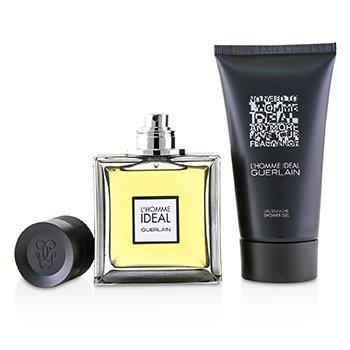 L'Homme Ideal Coffret: Eau De Toilette Spray 50ml/1.6oz + Shower Gel 75ml/2.5oz (Box Slightly Damaged) (2pcs)