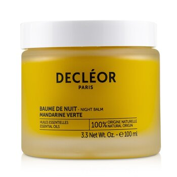 Green Mandarin Glow Night Balm (Salon Size) (100ml/3.3oz)