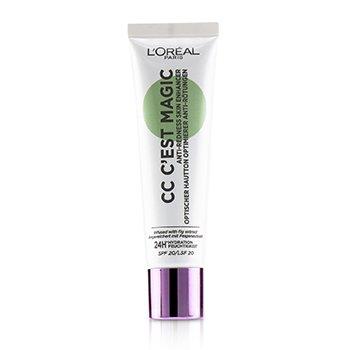 CC C'est Magic Anti-Redness Skin Enhancer SPF 20 (30ml/1oz)