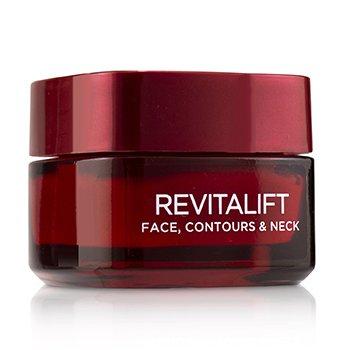 Revitalift Face, Contours & Neck Moisturizing Cream (50ml/1.7oz)