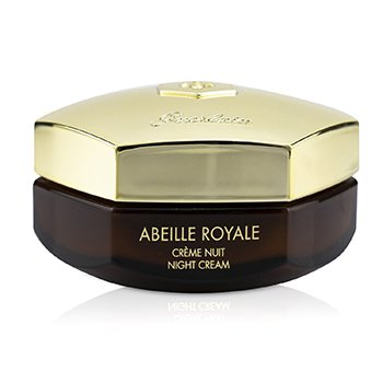 Abeille Royale Night Cream - Firms, Smoothes, Redefines, Face & Neck (50ml/1.6oz)