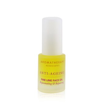 Anti-Ageing Fine Line Face Oil (Box Slightly Damaged) (15ml/0.5oz)