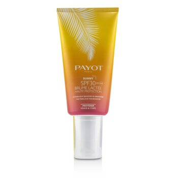 Sunny SPF 30 Milky Mist High Protection The Fabulous Tan-Booster - For Face & Body (150ml/5oz)