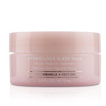 Hydro-Lock Sleep Mask - Royal Peptide Treatment (75ml/2.5oz)