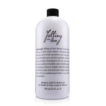 Falling In Love Shampoo, Bath & Shower Gel (946ml/32oz)