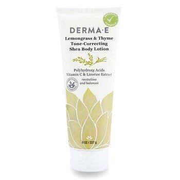 Lemongrass & Thyme Restoring Shea Body Lotion (227g/8oz)