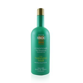 Hinoki Conditioner Hair Strengthening Volumizing Rinse (For Thinning Hair) (1000ml/33.8oz)