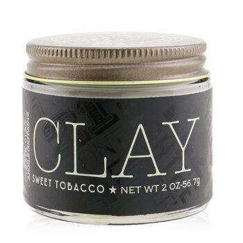 Clay - # Sweet Tobacco (Matte Finish / Medium Hold) (56.7g/2oz)