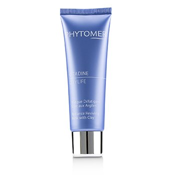 Citadine Citylife Radiance Reviving Mask With Clay (50ml/1.6oz)