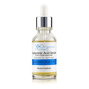 Hyaluronic Acid Serum - Fine Lines & Wrinkles, Plump & Hydrate, Boost Firmness & Elasticity (30ml/1oz)