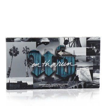 On The Run Eyeshadow Palette (8x Eyeshadow) - # Detour (8x0.8g/0.02oz)