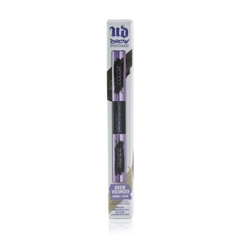 Brow Beater Microfine Brow Pencil And Brush - # Neutral Brown (0.05g/0.001oz)