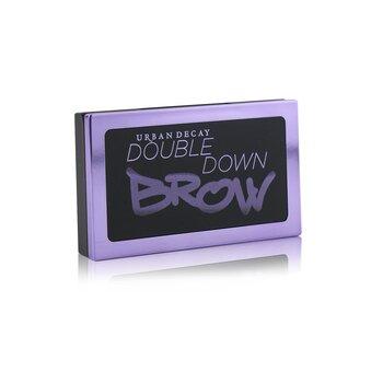 Double Down Brow - # Neutral Nana (Neutral) (2x1.8g/0.06oz)