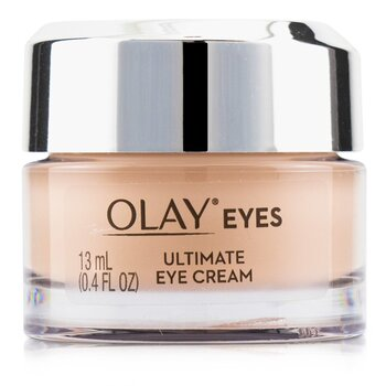 Eyes Ultimate Eye Cream - For Dark Circles, Wrinkles & Puffiness (13ml/0.4oz)