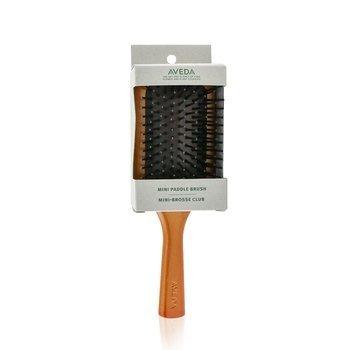 Wooden Mini Paddle Brush (1pc)