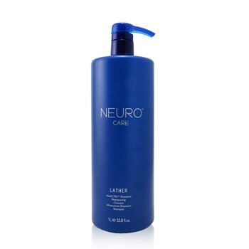Neuro Care Lather HeatCTRL Shampoo (1000ml/33.8oz)