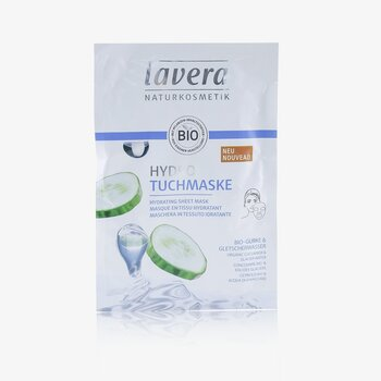 Sheet Mask - Hydrating (With Organic Cucumber & Glacier Water) (1sheet)